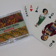 Personalized Playing Cards – Wall Street Journal