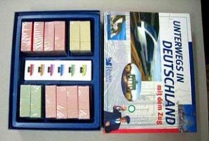 Custom Board Game sample