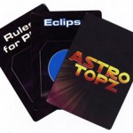 Gaming Cards for Astro Topz game - the inventor of this game also invented The Ab Roller :)